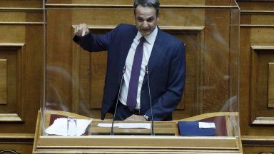 Рекорден спад на гръцката икономика - с 15.2%