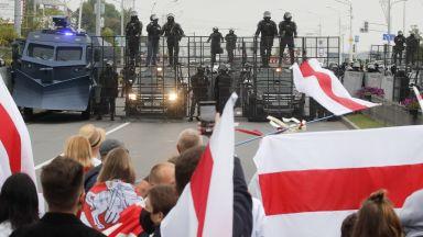 Конфликтът в Беларус се изостря; Балтика ще пострада, подкрепяйки протестите