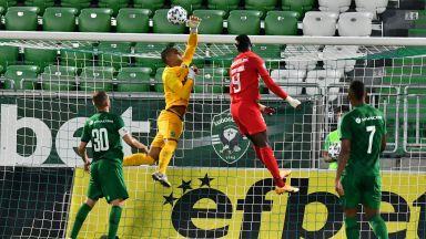 Мидтиланд - Лудогорец 1:0, много ранен гол на датчаните (на живо)