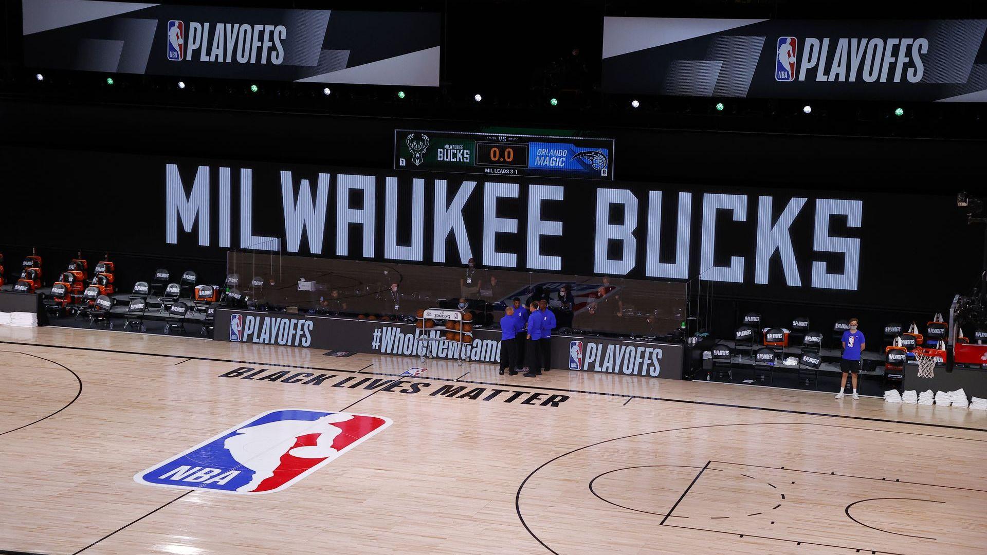 Нова нощ на бойкот в НБА и бейзбола, сезонът обаче ще продължи