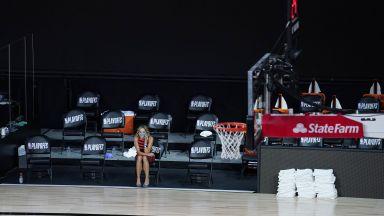 Нощ на нечуван спортен бойкот в САЩ заради застреляния Джейкъб Блейк