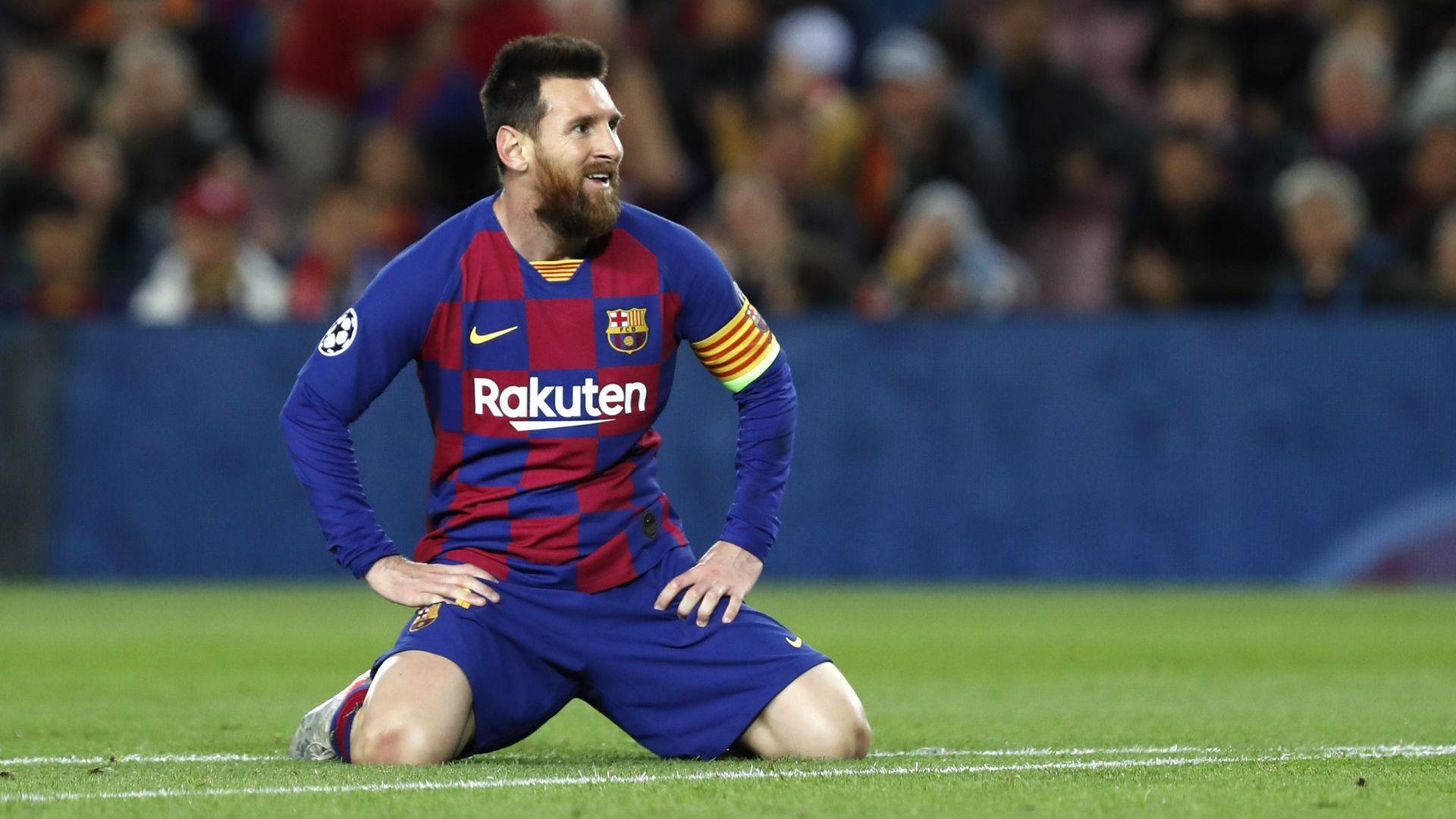 Шефът на испанската лига е готов за раздяла с Меси, но нападна Манчестър Сити