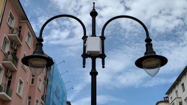 Три Wi-Fi зони осигуряват безплатен интернет достъп на гражданите и гостите на София