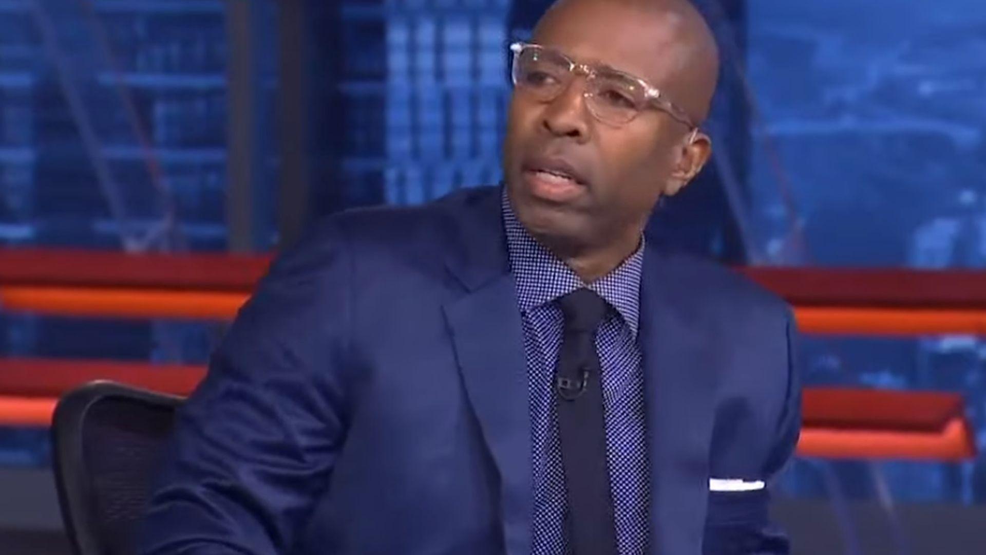 Анализатор напусна студио по време на живо предаване, солидарен с бойкота в НБА (Видео)