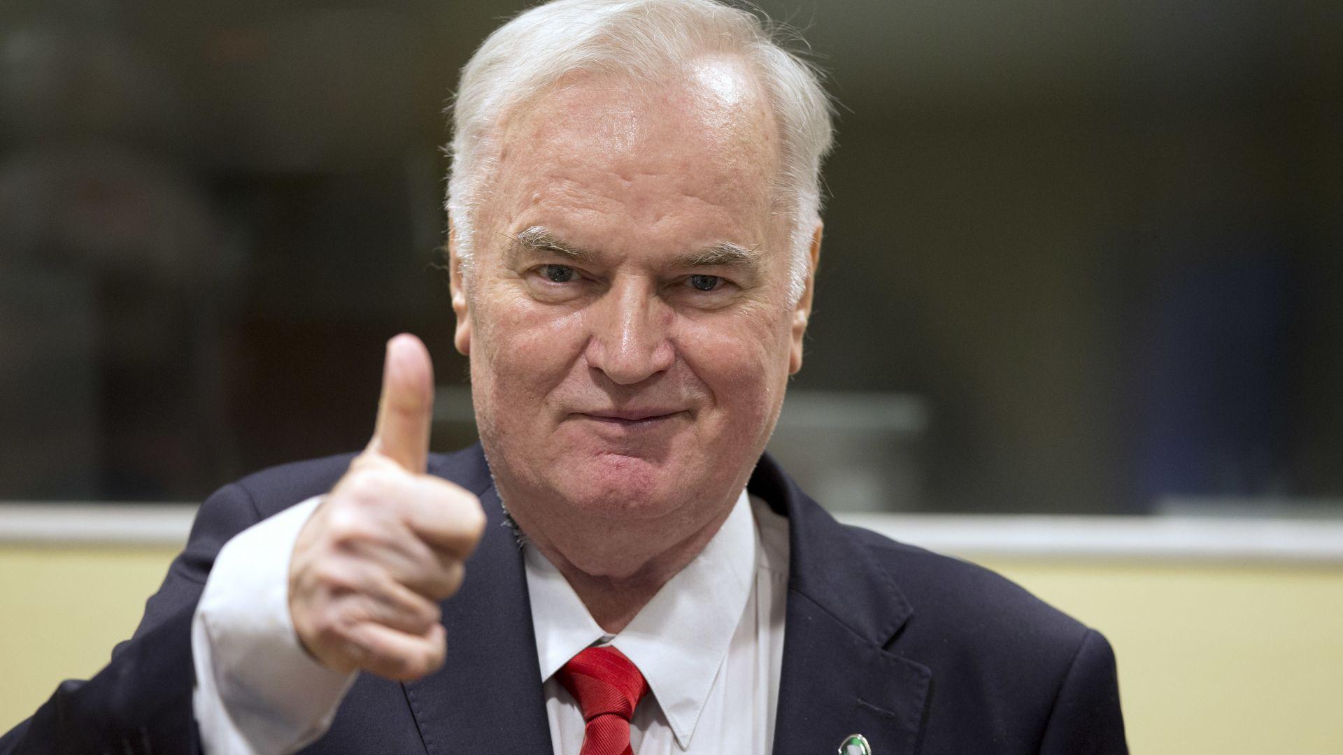 Съдия от Замбия обявява крайната присъда на Ратко Младич