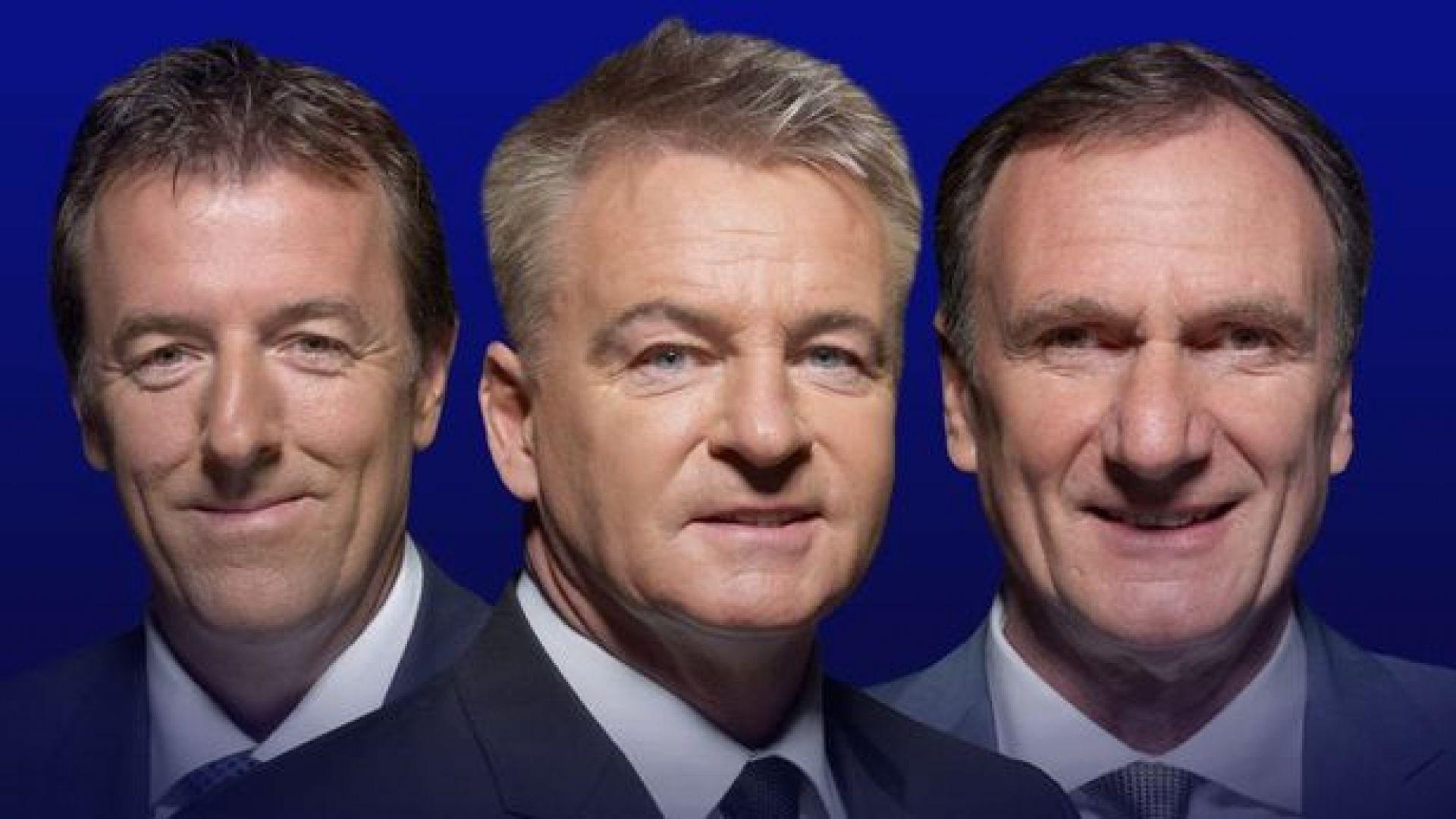 Расистки скандал в Sky Sports, след като уволниха три бели легенди