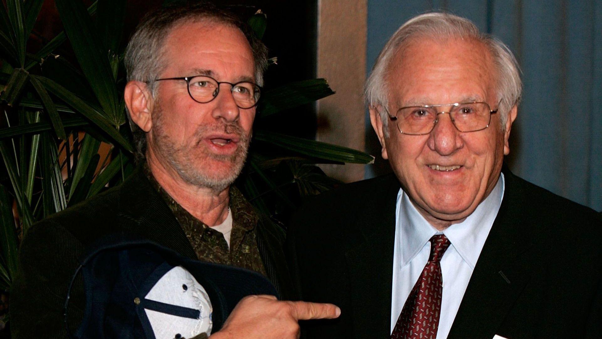 На 103 г. почина бащата на Стивън Спилбърг - инженерът, чието дело разви технологията