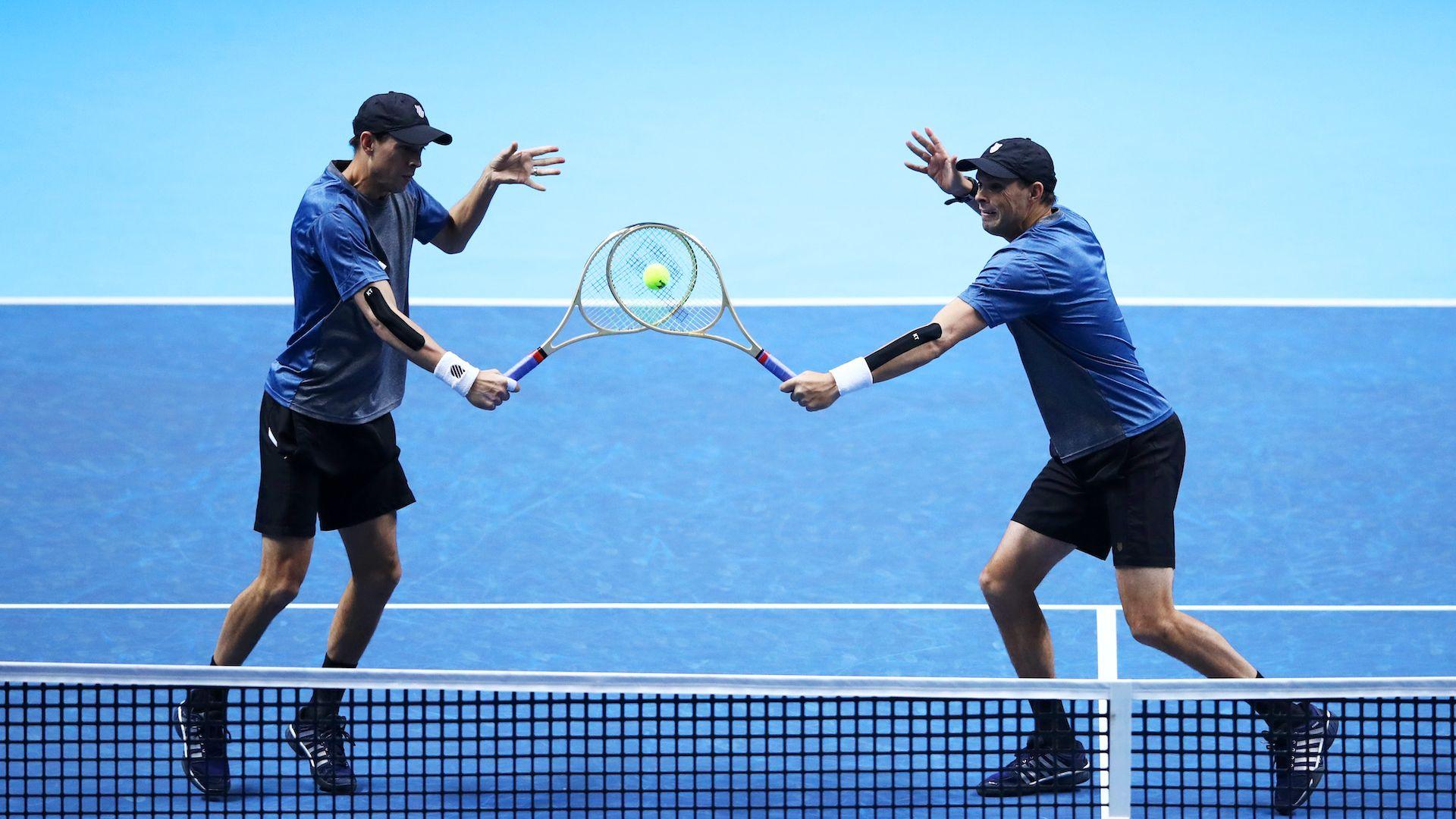 Краят дойде за най-добрите на двойки в историята на тениса