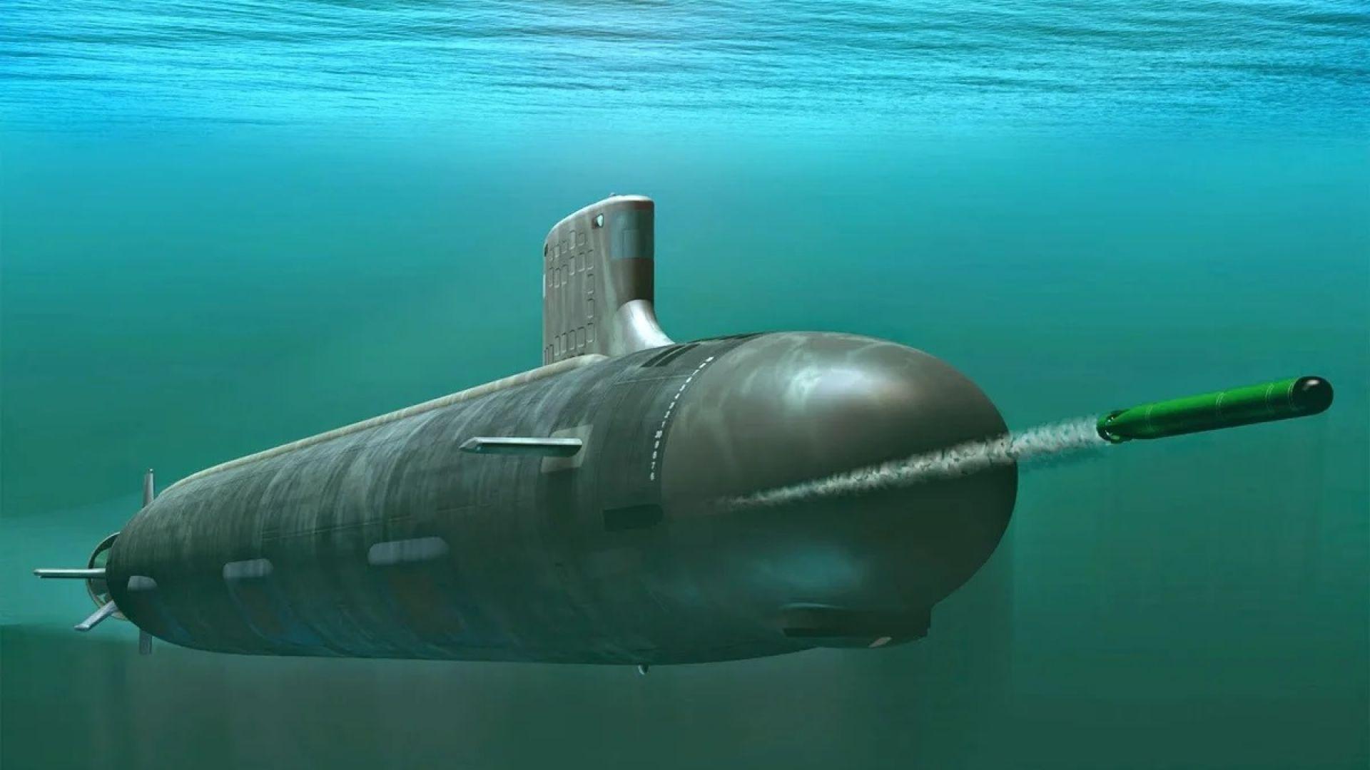 Русия разполага с нов подводен дрон