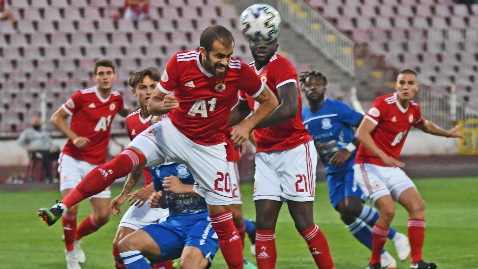 Съдбата пак намигна на ЦСКА - отбор от Фарьорските острови го чака при успех днес