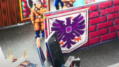 Създадоха картонена версия на Wolfenstein