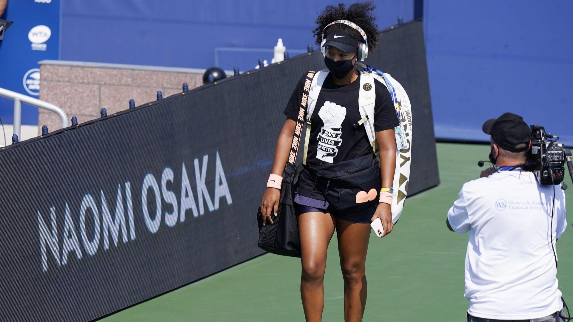 Седем маски със седем жертви на расизма - това е целта пред Осака в Ню Йорк