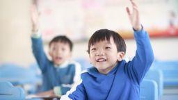Започна учебната година в Пекин, 1/3 от учениците се върнаха в клас