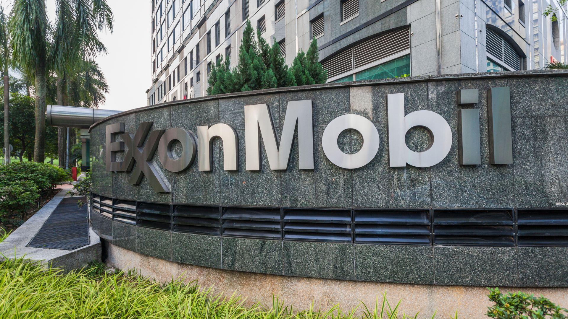 Exxon Mobil излиза от индекса Дау Джоунс след близо век участие