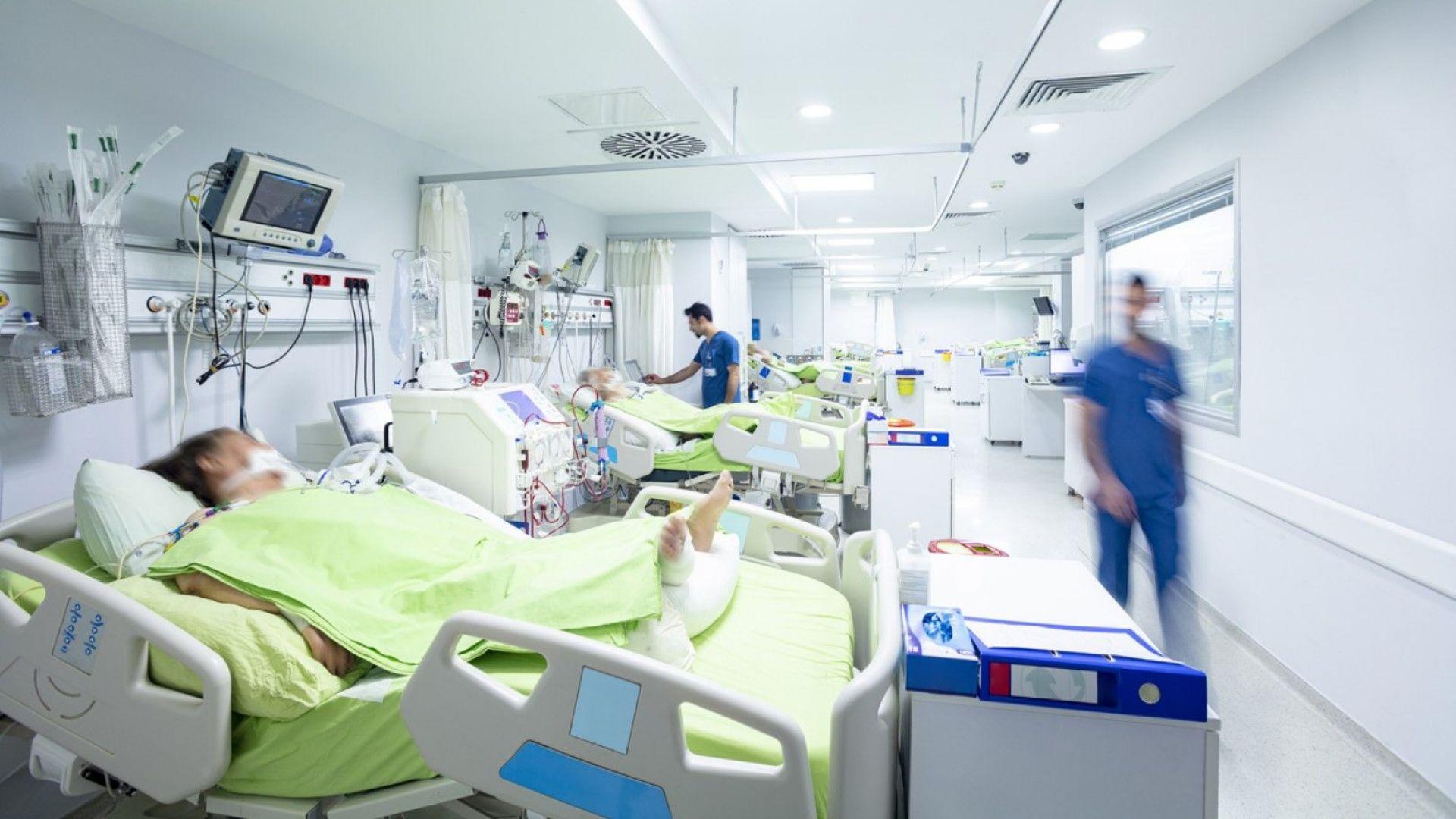 Болниците, които се задъхват - Шумен, Кърджали, Силистра, Бургас