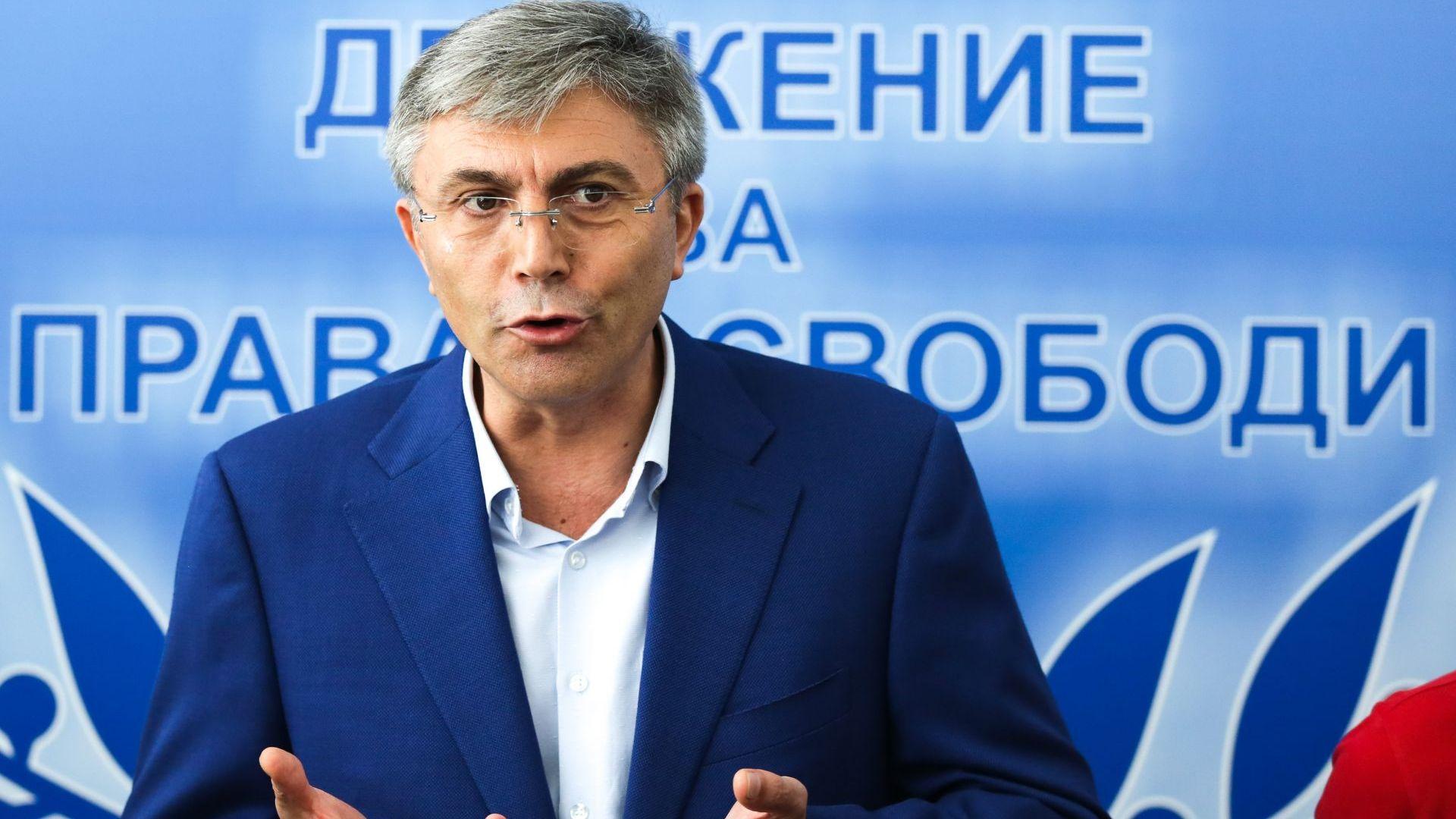 ДПС поиска оставка на Румен Радев и правителството, за да има честни избори