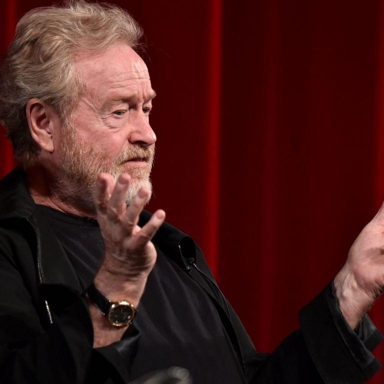 """Ридли Скот отказа да снима """"Мерлин"""" заради продължението на """"Гладиатор"""""""
