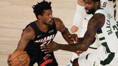 Маями удари звучен шамар на фаворита Милуоки в НБА