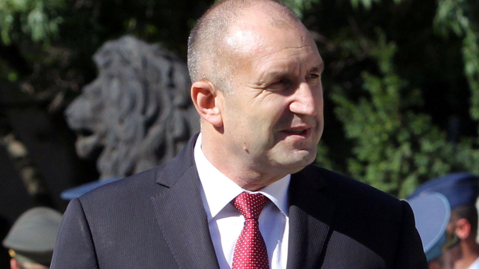 Президентът: Нека вярата, че България ще пребъде, ни дава сили да чертаем бъдещето