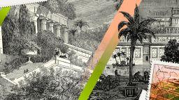 """""""Висящите градини на Семирамида"""" - легенда или красива реалност (ВИДЕО)"""