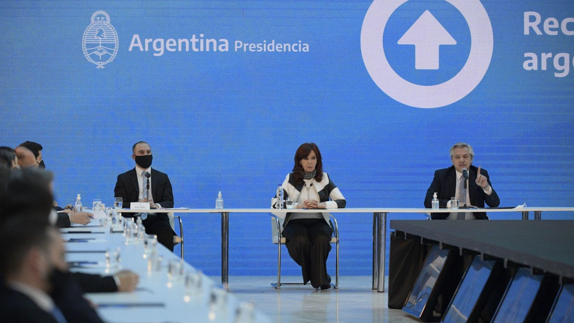 Аржентина успя да преструктурира $66 млрд. от дълга си