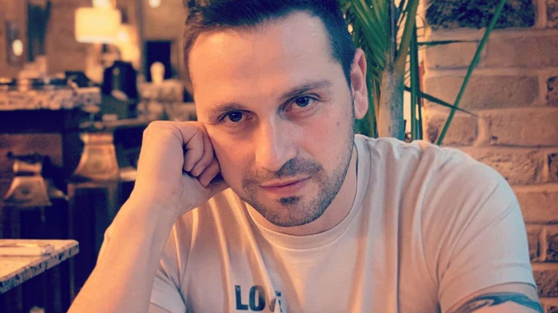 Александър Сано жертва на турски хакер преди годишнината от сватбата си