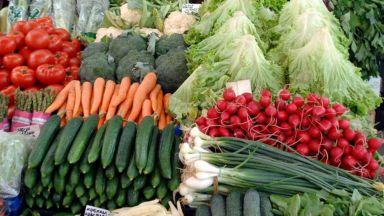 Все по-малко, но все по-скъпи зеленчуци у нас