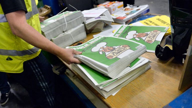 "Главното мюфтийство реагира на карикатурата: ""Шарли Ебдо"" е сатанинско издание"