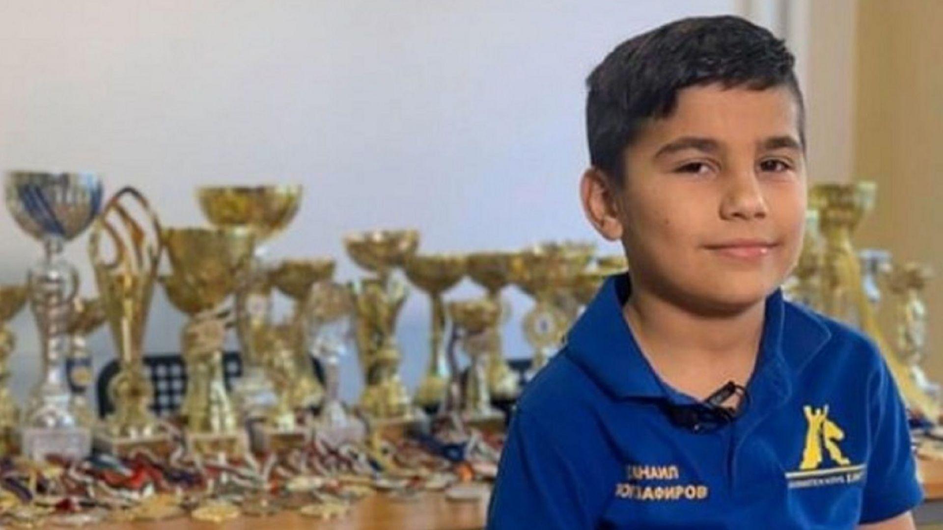 Българче намери място в челото на шахматната ранглиста за деца