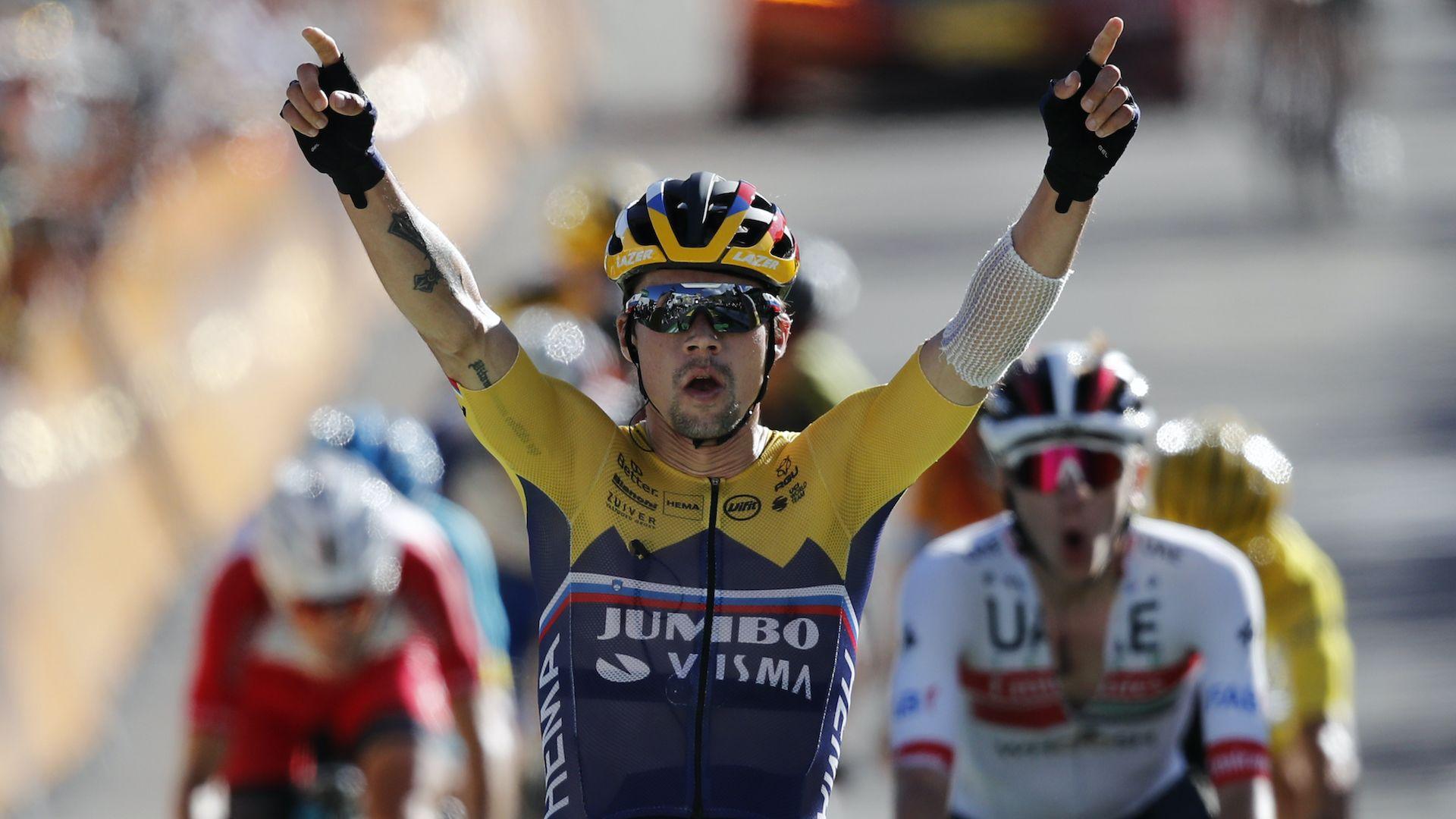 """Първа етапна победа за един от фаворитите в """"Тур дьо Франс"""""""
