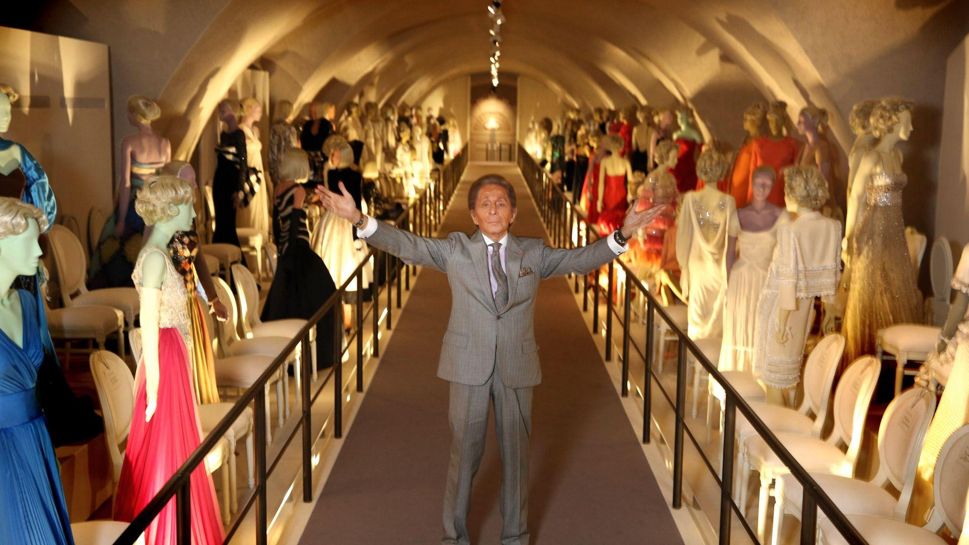 """Модна къща """"Valentino"""" предпочете Милано пред Париж за новата си колекция"""