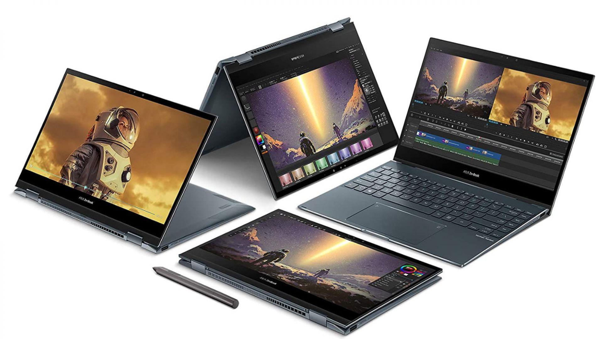 Asus представи обновените лаптопи ZenBook S и ZenBook Flip 13