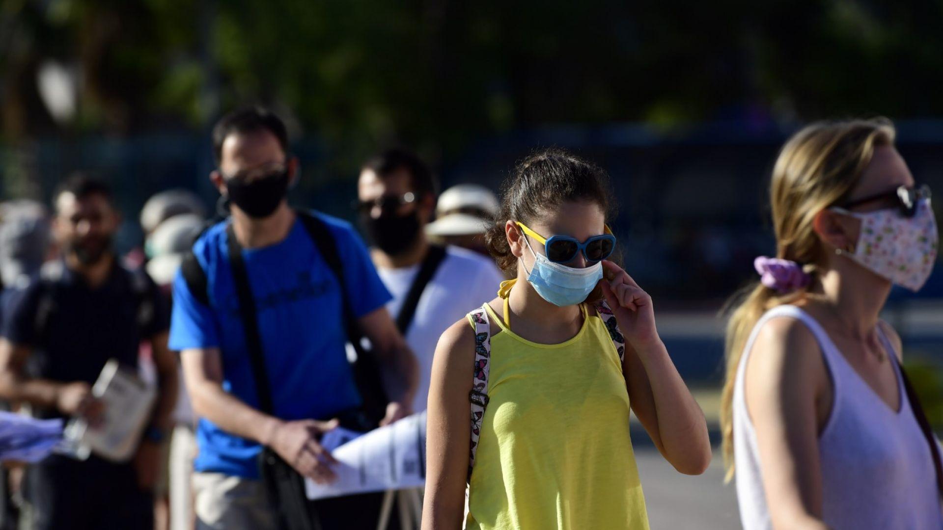 Гърция ще допуска до 500 руснаци седмично от 7 септември