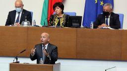 Александър Симов: НС на БСП не е Камара на лордовете с абонамент за място до живот