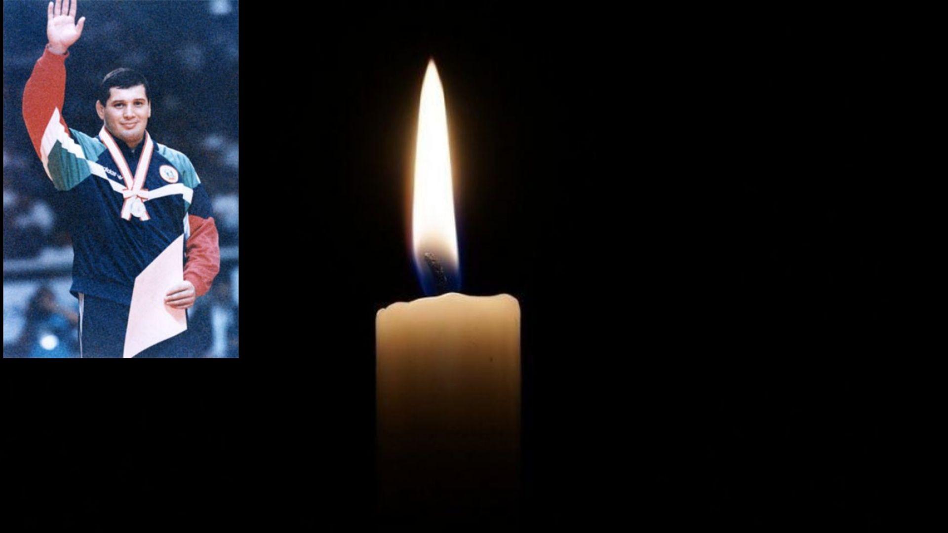 Почина един от световните ни шампиони в борбата
