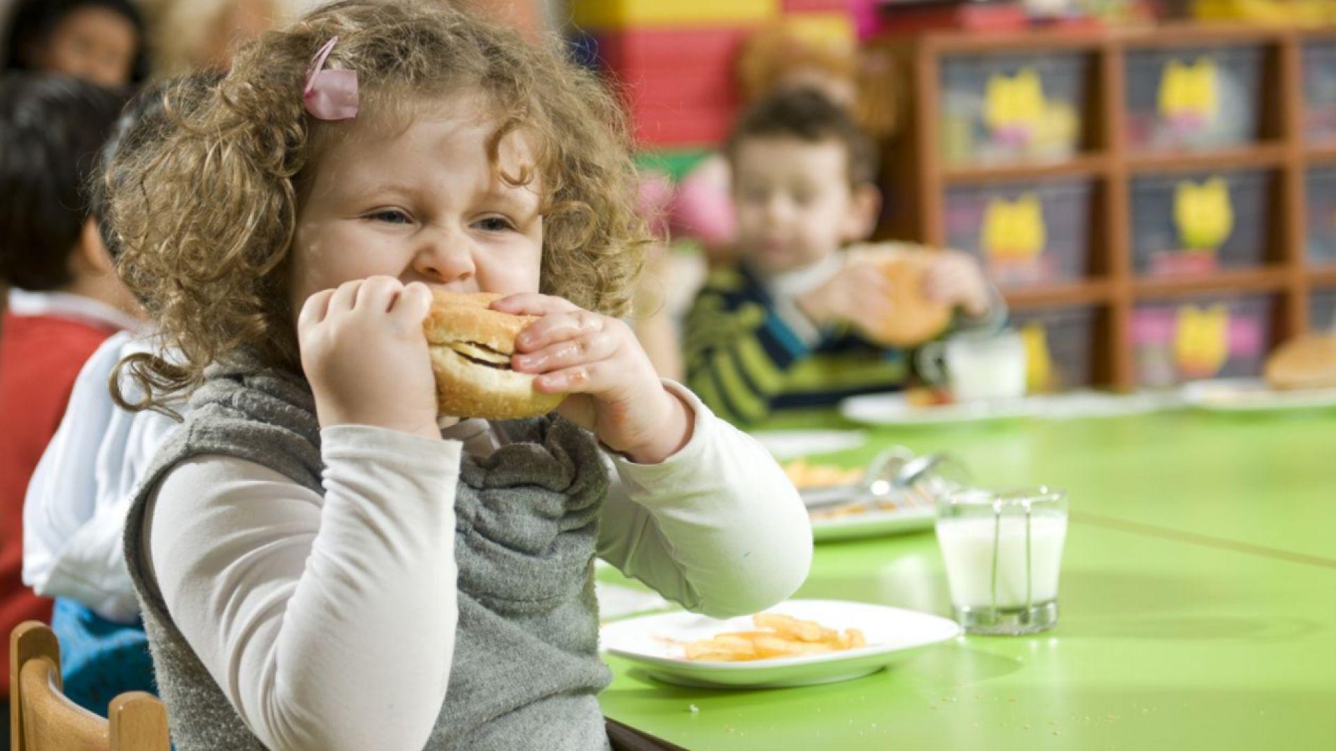 Една трета от децата в богатите държави са с надмормено тегло