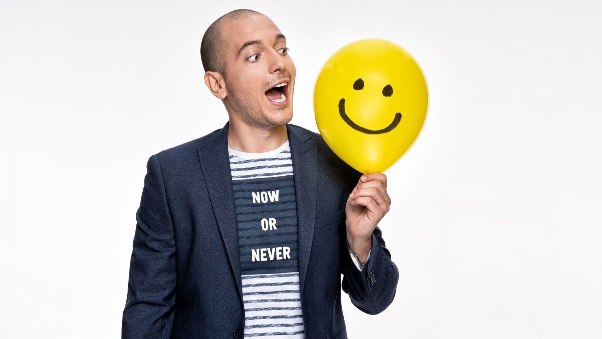 Николаос Цитиридис: отново смях в ефира от 7 септември