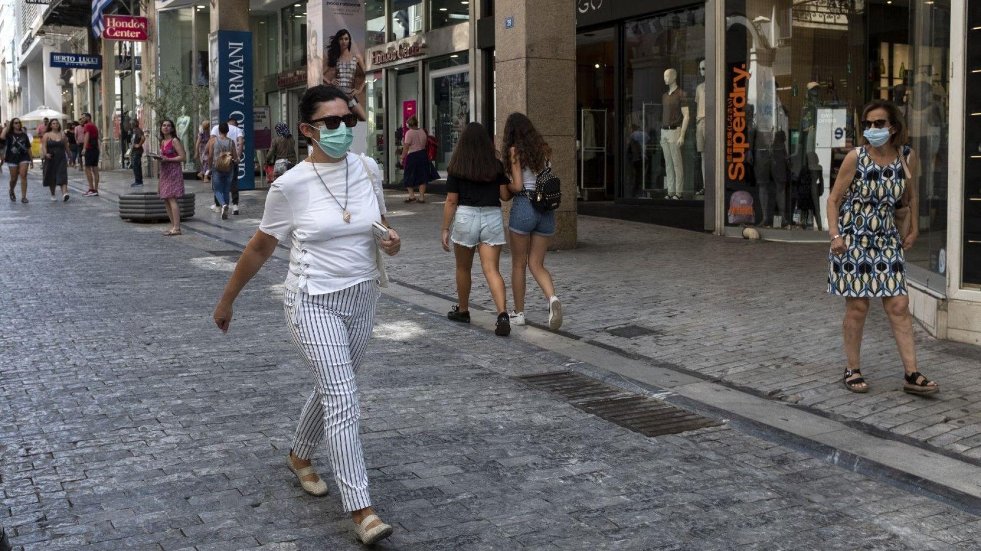 Рецесията в Гърция - най-тежката от 1944 г. насам
