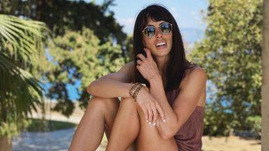 Зара от Big Brother влюбена в горещото лято на остров Корфу