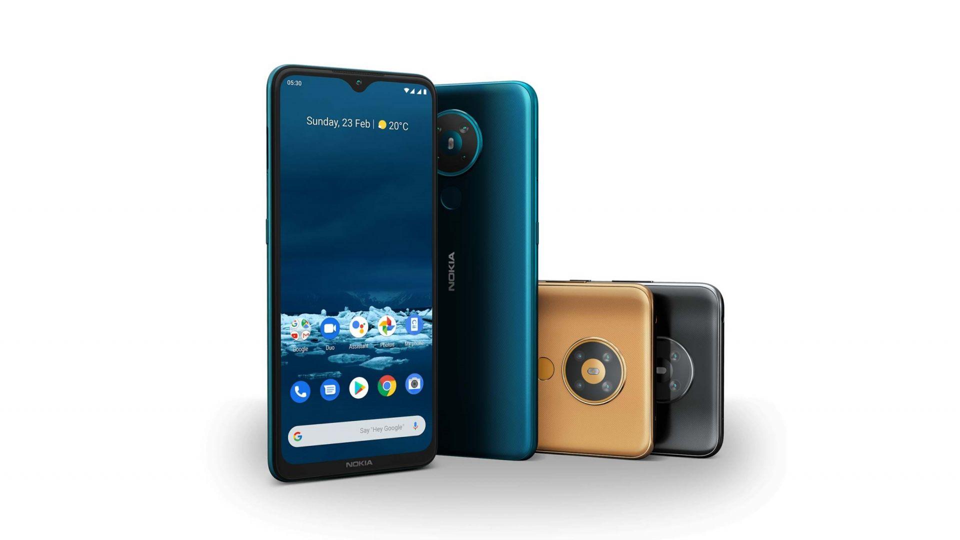Nokia 5.3 e идеалният избор за всеки, прекарващ повече време пред телефона