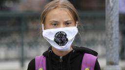 ООН заяви, че не може да се произнесе по жалбата на Грета Тунберг