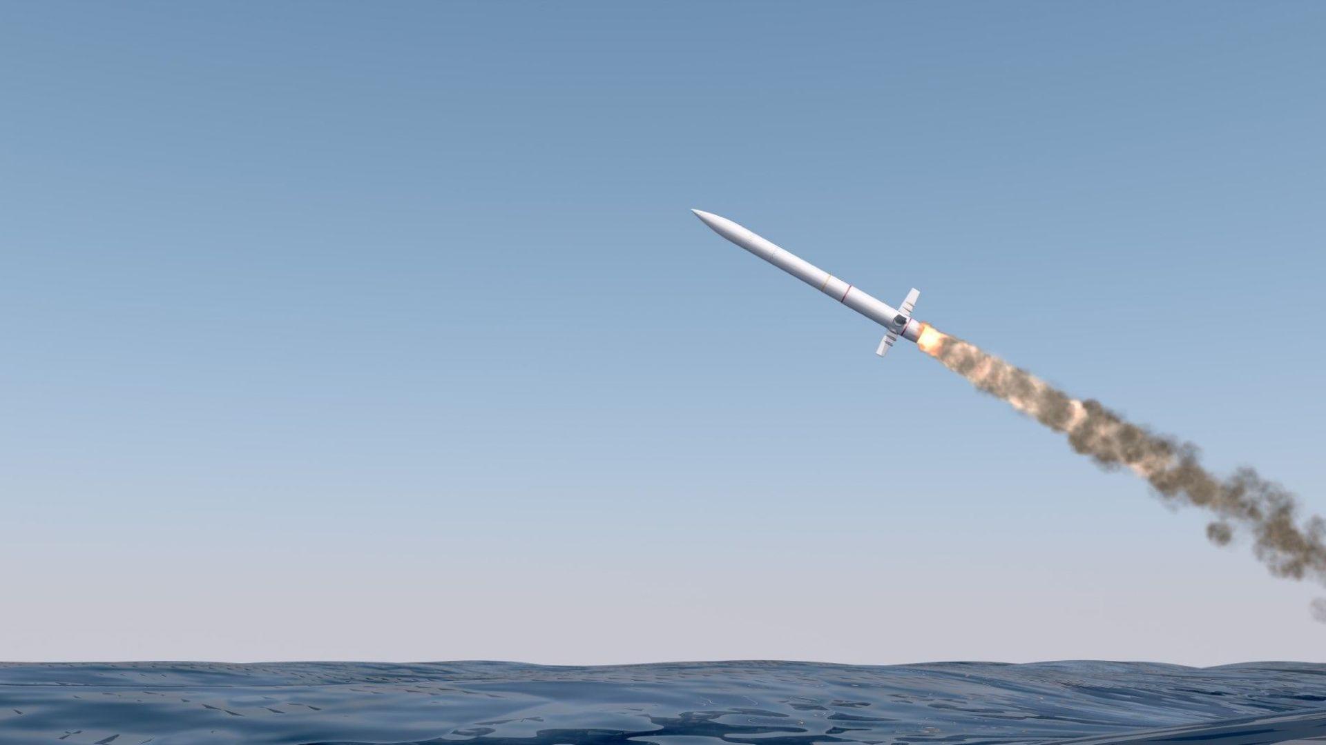 Израел създаде гел ракетно гориво