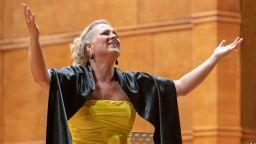 Световната прима Диана Дамрау събра възторжени овации на откриването на новия сезон на  Софийската филхармония