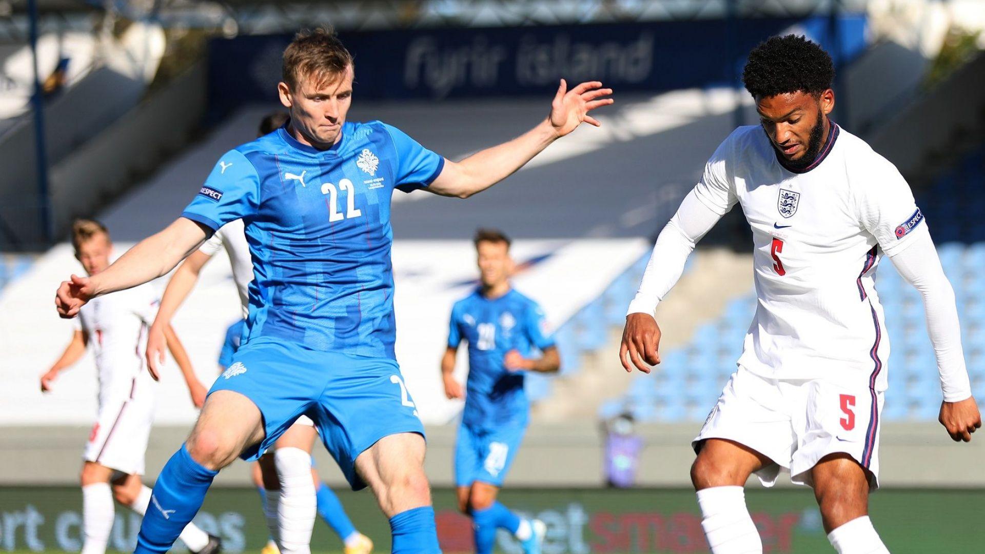 Куриоз: Мачът Англия - Исландия може да се играе... в Тирана