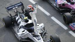 Залогът на годината! Финландец уцели най-неочаквания подиум във Формула 1