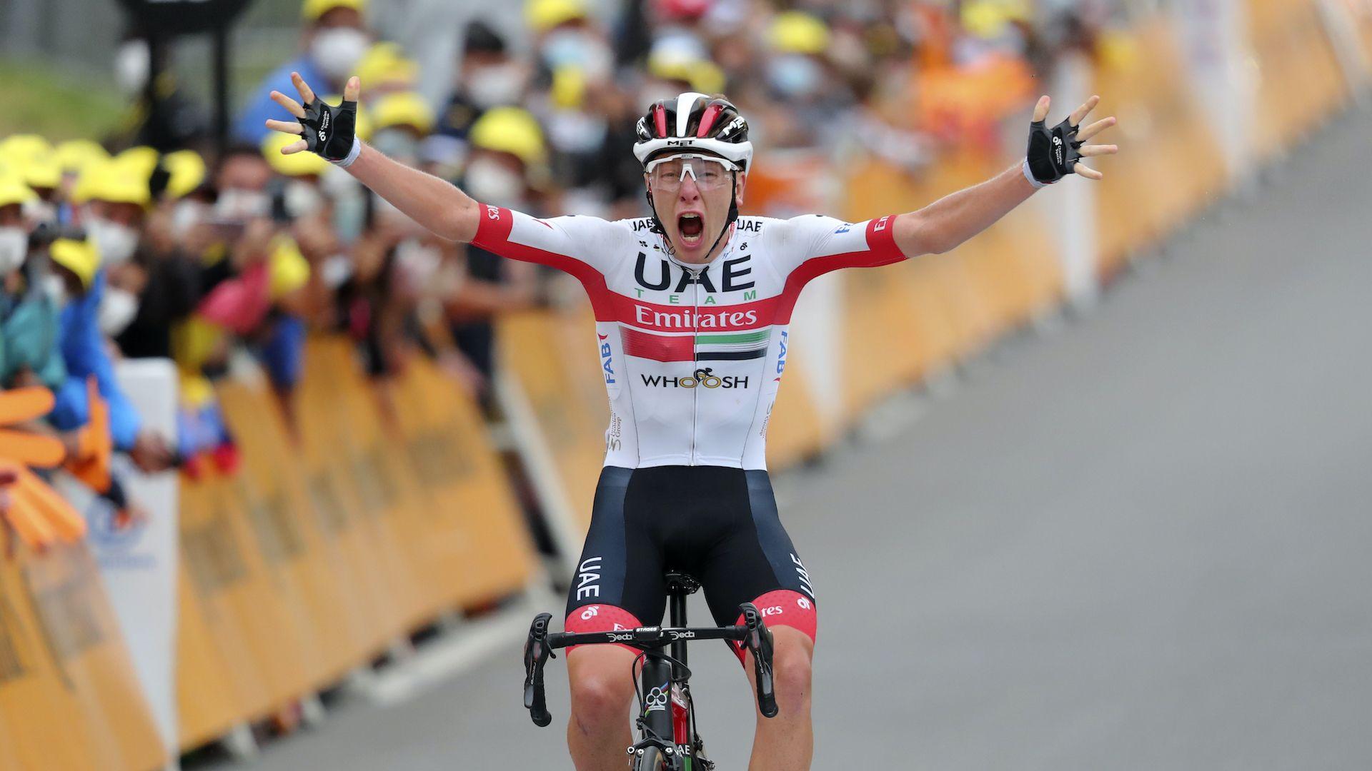 "Словенска доминация в деветия етап на ""Тур дьо Франс"""