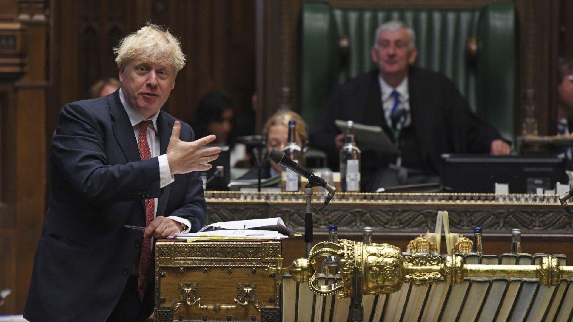 Борис Джонсън: ЕС постигна споразумение с Канада, такова искаме и ние