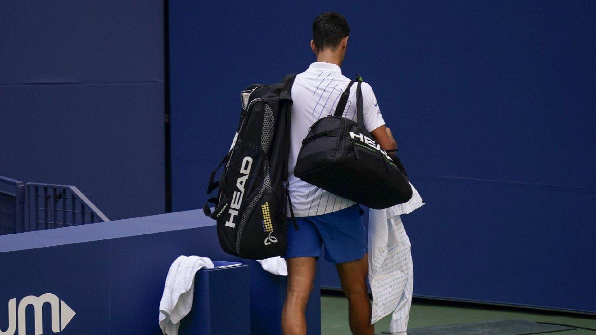 Не така трябваше да приключи доминацията на тенис триумвирата