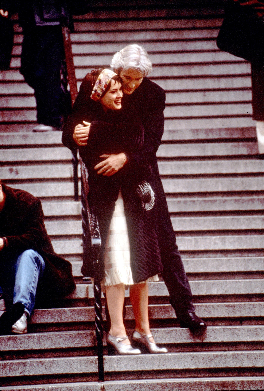 """В кадър от филма """"Есен в Ню Йорк"""" с Ричард Гиър"""