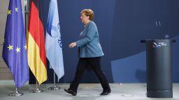 Кабинетът на Меркел предвижда да вземе заем от 96,2 милиарда евро